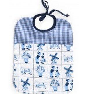 Delftsblauwe slabber van het merk Designed-4-Kids