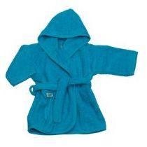 Badjas baby's in het blauw