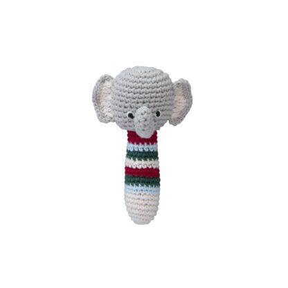 Rammelaar olifant van Global Affairs