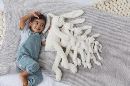 Ivory Rabbit Richie is ons favoriete knuffeldier