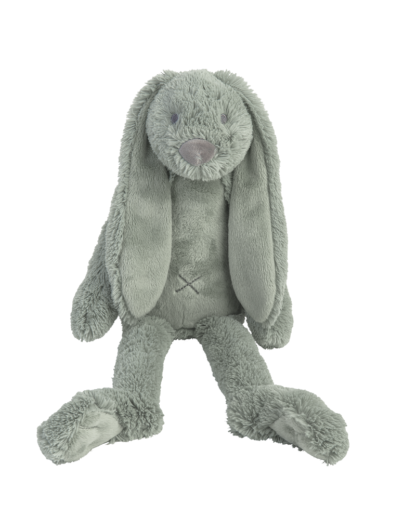 Groene knuffelkonijntje van happy horse: green rabbit richie