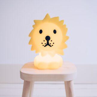 Dimlicht leeuwtje